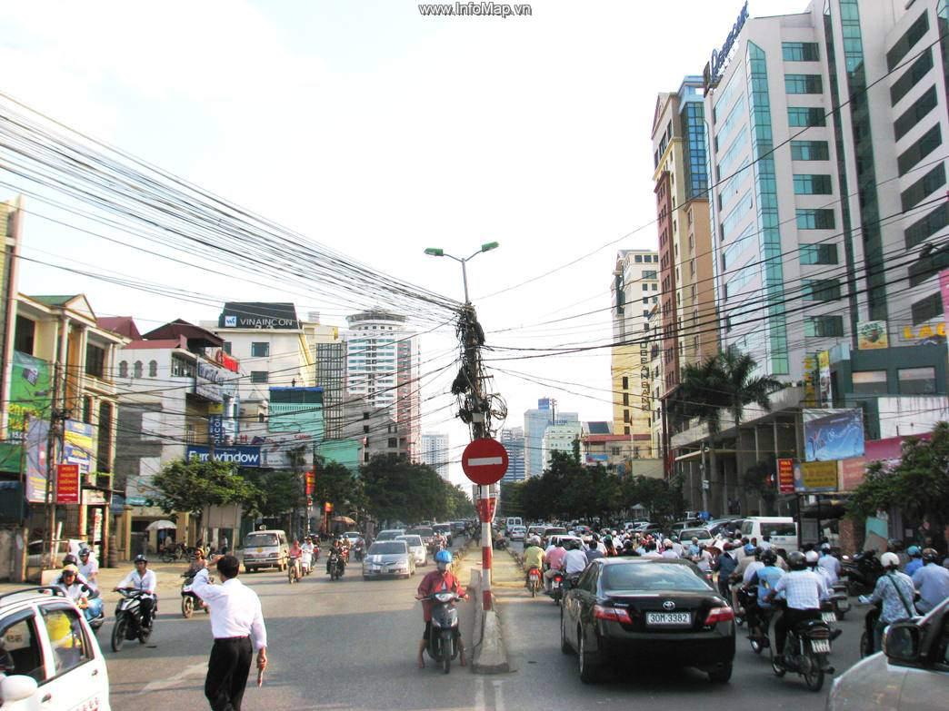Lắp mạng FPT phố Láng Hạ |